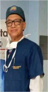 Dr Argimiro Colmenárez