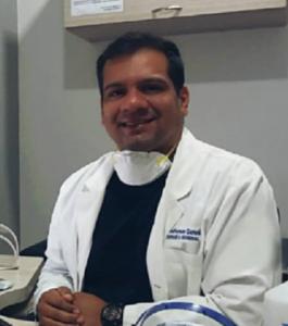 Dr. Yeferson Gonzalez