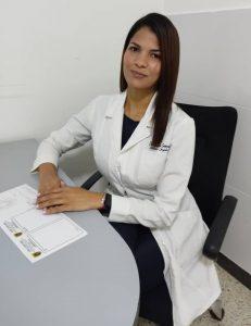Dra. Yngielen Rosanna Solorzano